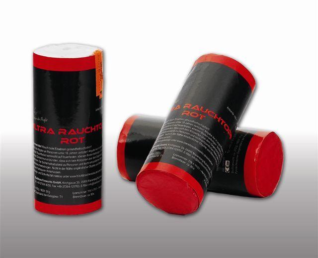 Ultra Rauchtopf rot