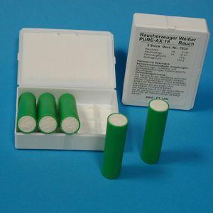 Rauchpatronen Pure AX-18, weiß, 5 St., 180 s.