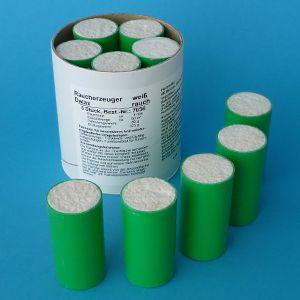 Rauchpatronen Pure AX-60, weiß, 5 St., 4 Min.