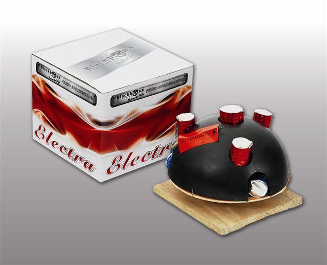 Electra, Fontänen-Batterie