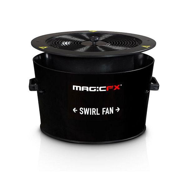 MagicFX Swirl Fan Konfettimaschine