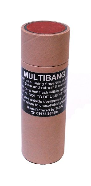 Thermobaric Multi Bang