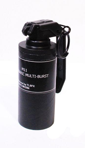 Multi Burst Device M11, Kipphebelzündung