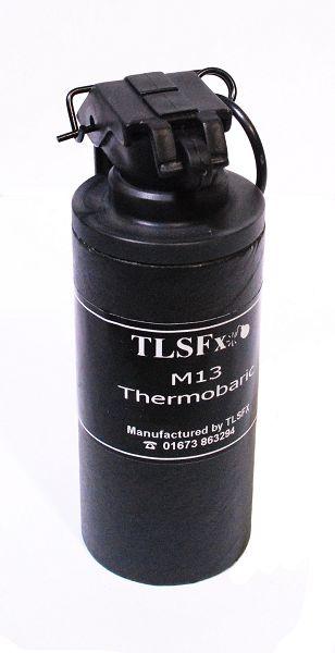 Thermobaric Device M13, Kipphebelzündung