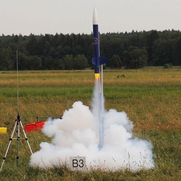 Anzündstäbe für Raketenmotoren, 50 St.