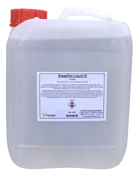 Stagefire-Liquid B, 5 Liter (raucharm)