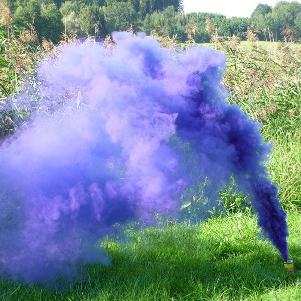 Mr. Smoke 2, violett
