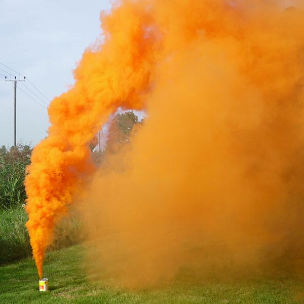 Mr. Smoke 4, orange