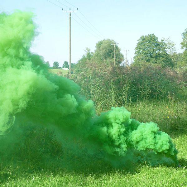 Mr. Smoke 3, grün