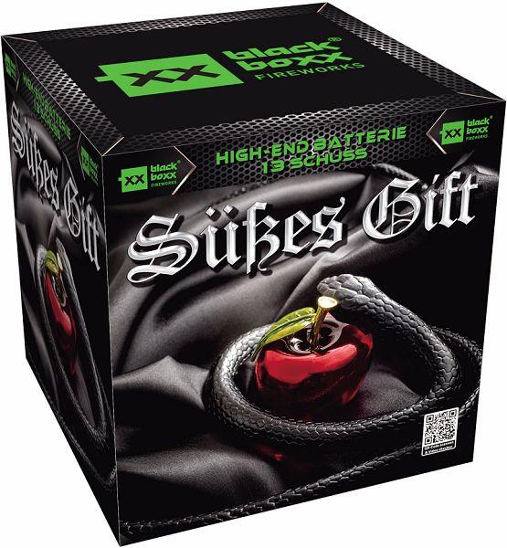 Süßes Gift, 13 Schuss Batterie