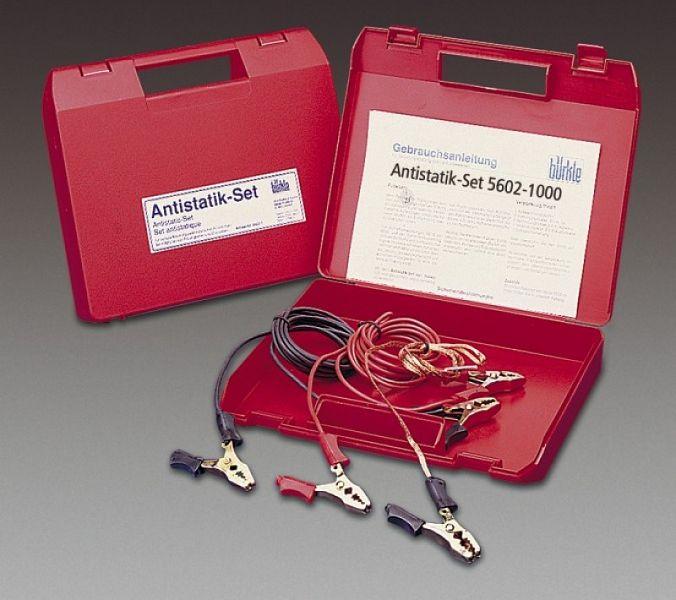 Antistatik-Set gegen elektrostatische Aufladung