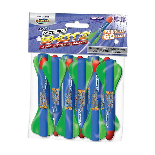Micro Shotz Ersatzraketen