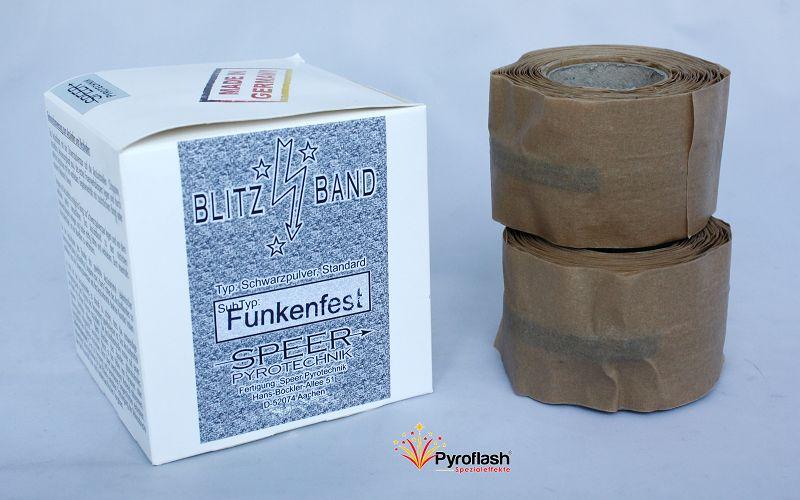 Blitzband, funkenfest, 2x 10 m (Tape-Match)