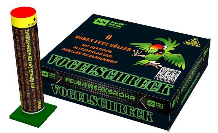Vogelschreck, Doppelschlag (6er Schachtel)
