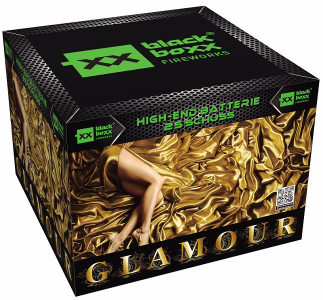 Glamour, 25 Schuss Batterie