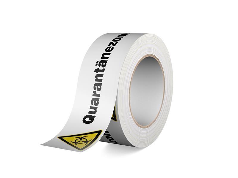 Warnband - Klebeband - Quarantänezone