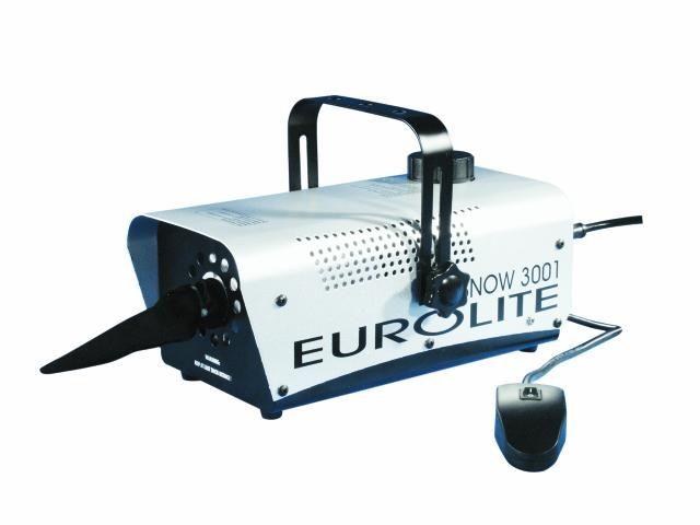 Eurolite Snow 3001 - Schneemaschine