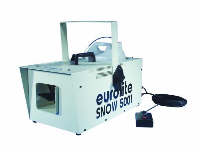 Eurolite Snow 5001 - Schneemaschine
