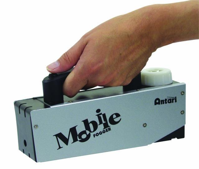 ANTARI M-1 Tragbare Akku-Mini-Nebelmaschine