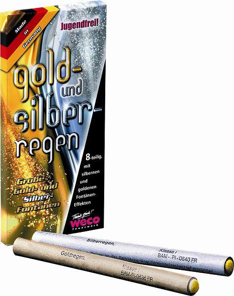 Gold- u. Silberregen, 8er FS