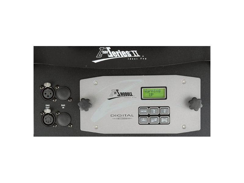 ANTARI Z-1500 MKII mit DMX-Controller