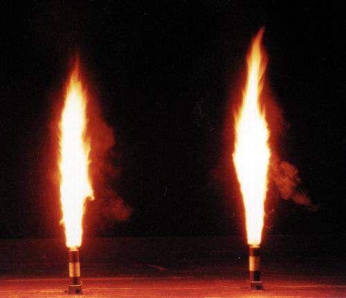 LEM Theater Flammenprojektor, klein