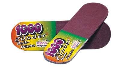1000-Zünder (Reibfläche)
