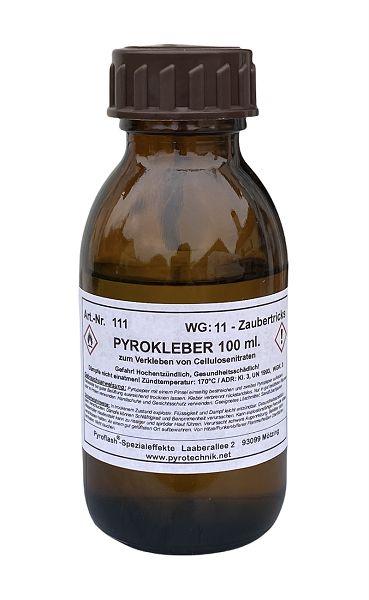 Pyrokleber, 100 ml.