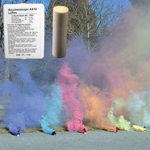 Rauchpatronen AX-18, gemischt, 5 St., 4 Min.