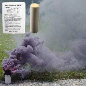 Rauchpatronen AX-18, schwarz, 5 St., 4 Min.