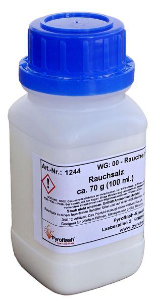Rauchsalz, ca. 70 g. (100ml.)