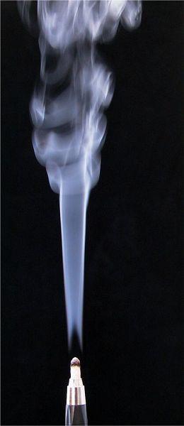 Rauchstift, Halter + 6 Einsätze