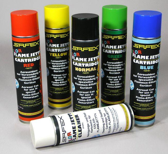 Safex-Color-Aerosoldose, tannengrün, 800 ml.