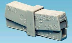 WAGO-Duo Schnellverbinderklemme 0,5 - 2,5 mm²