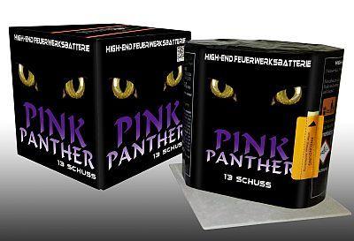 Pink Panther, 13 Schuss Batterie