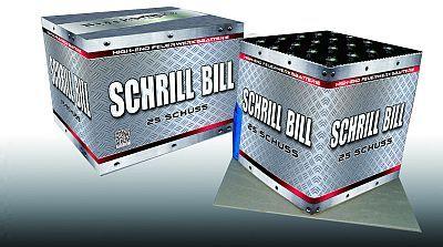 Schrill Bill, 25 Schuss Batterie