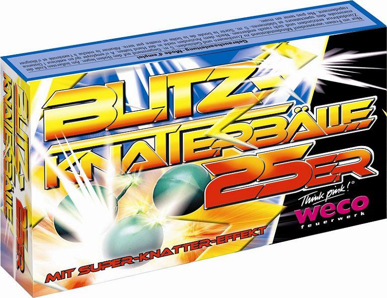 Blitz-Knatterbälle, 25er FS