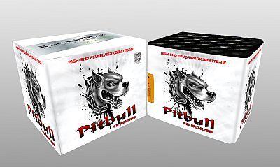 Pitbull, 43 Schuss Multi-Effekt-Batterie