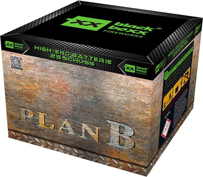 Plan B, 25 Schuss Batterie