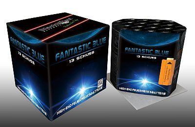 Fantastic Blue, 13 Schuss Batterie