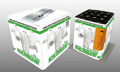 Schlossgeist, 20 Schuss Batterie