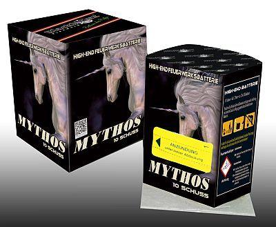 Mythos, 10 Schuss Batterie
