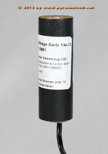 LEM Bühnenfontäne 1/4x12, (0,25 s/3,6 m)