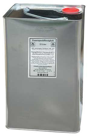 Feuerspuckflüssigkeit, 25 Liter Gebinde