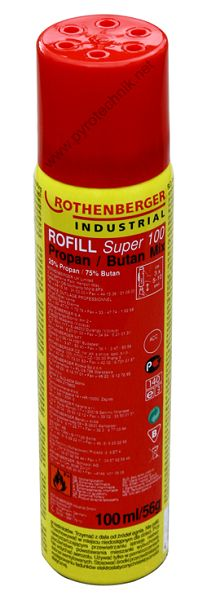 Rothenberger Industriegas Rofill Super 100
